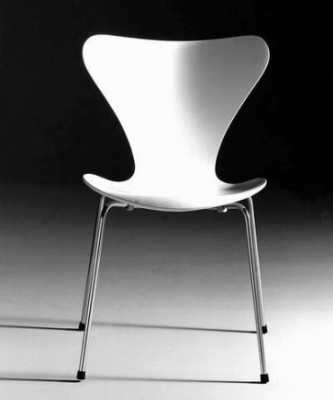 silla jacobsen seven buterfly chair jacobsen hermes